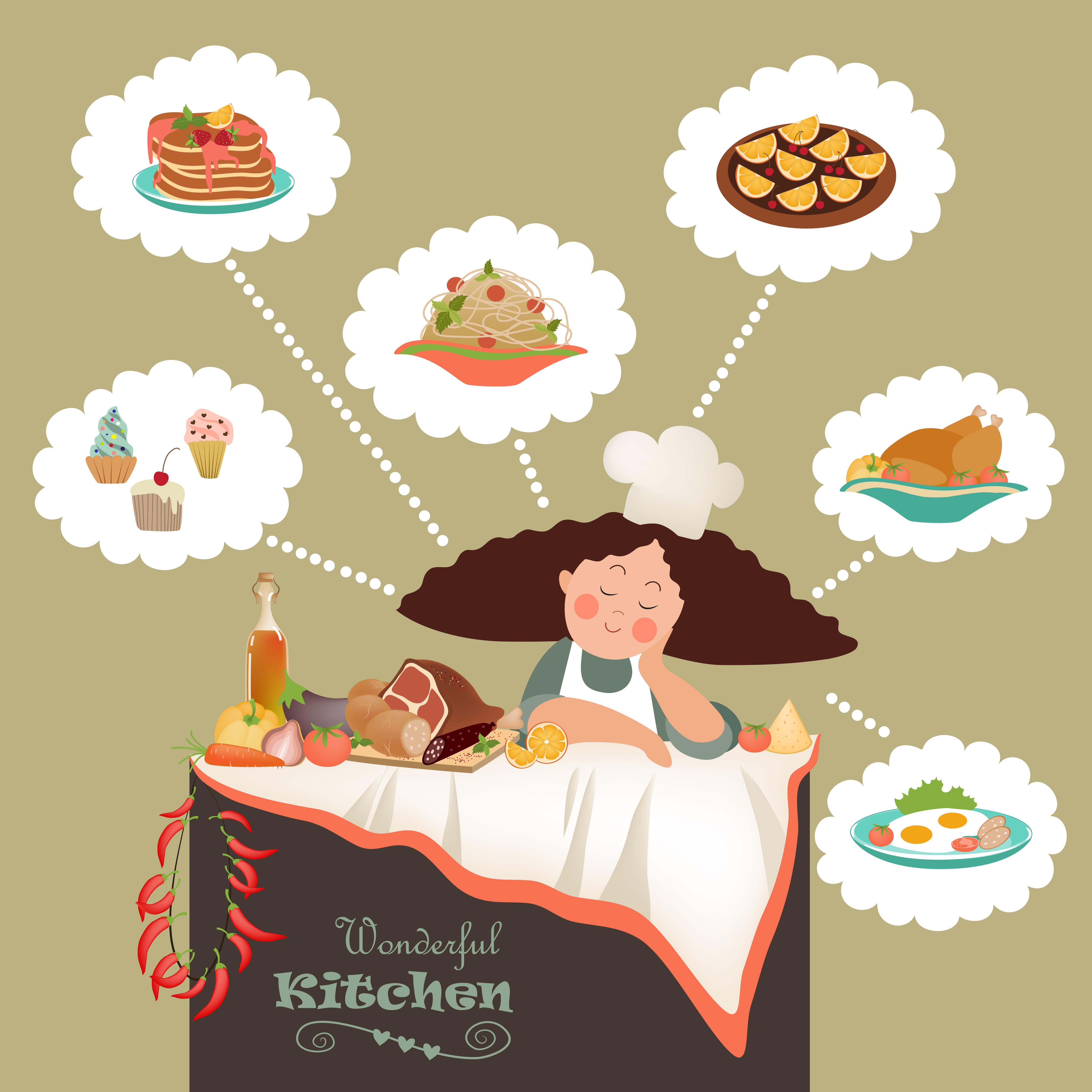 Como elaborar o cardápio do seu buffet?